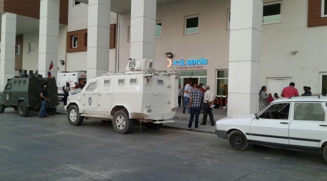 Nusaybin'de hafriyat dökülen alanda patlama: 1 ölü, 1 yaralı