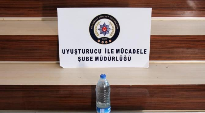 Gaziantep'te uyuşturucuya 2 tutuklama