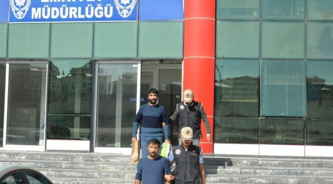 PKK'lılara ilaç temin eden 2 kişi tutuklandı