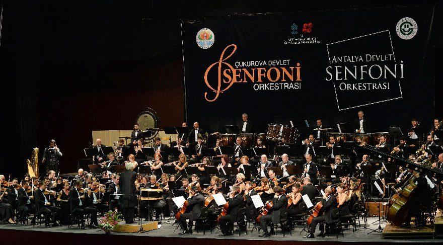 Adana'da senfoni coşkusu