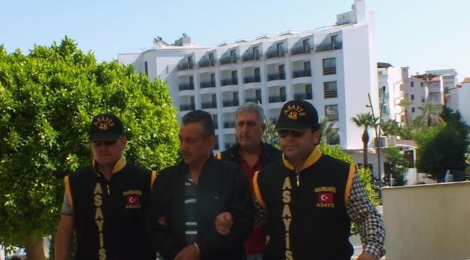 Marmaris'te fuhuş operasyonu: 5 gözaltı (2)