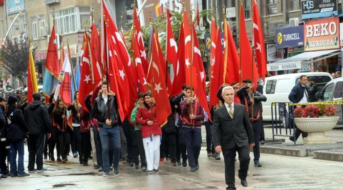 Tokat'ta Cumhuriyet Bayramı coşkusu