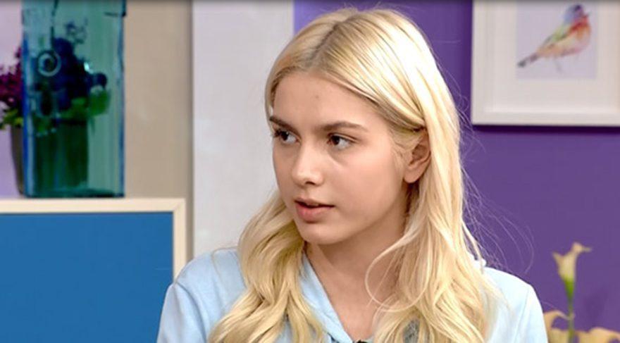 Aleyna Tilki 16 yaşında alkollü mekanda çıktığı için eleştiriliyordu