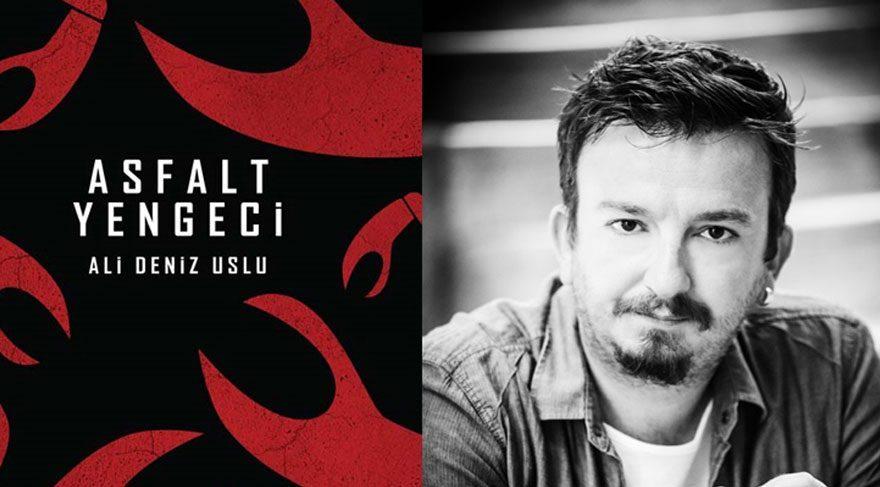 Ali Deniz Uslu'dan yeni kitap: Asfalt Yengeci