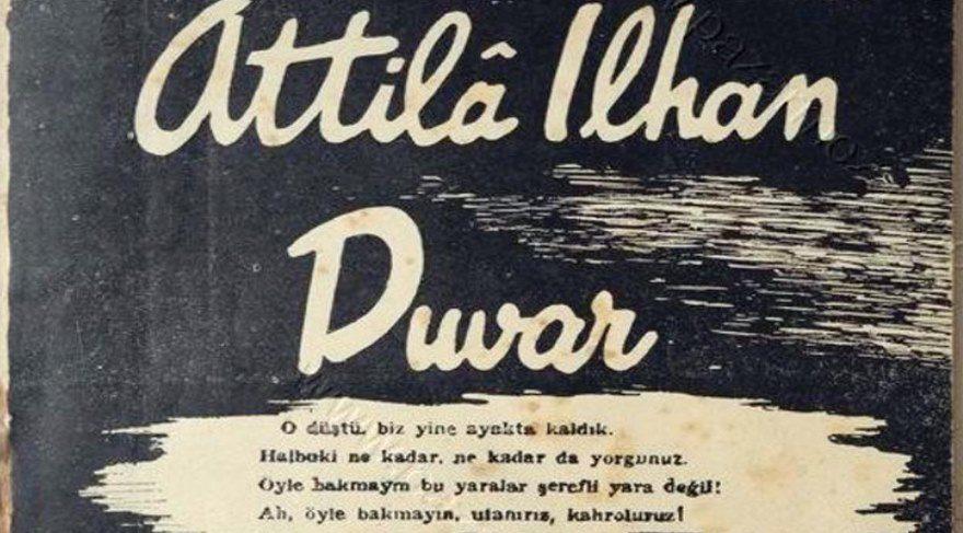 Usta Kalem Attila Ilhan Aramızdan Ayrılışının 11 Yılında Anılıyor
