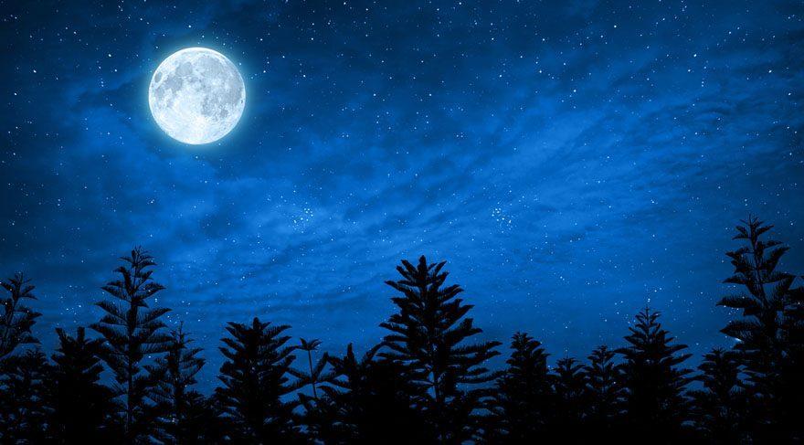 Dikkat! Ekim ayında Ay'ın boşlukta olduğu zamanlar...