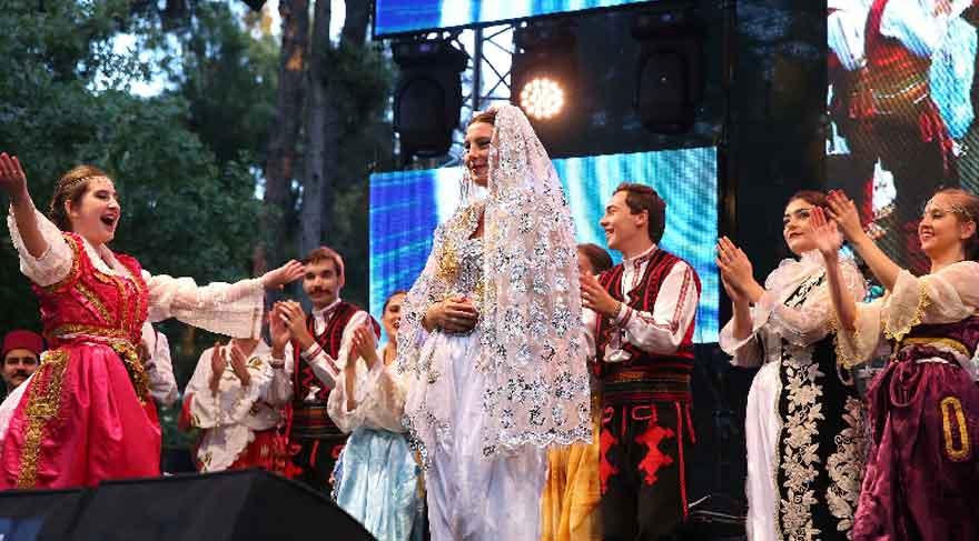 5. Uluslararası Balkan Festivali başladı
