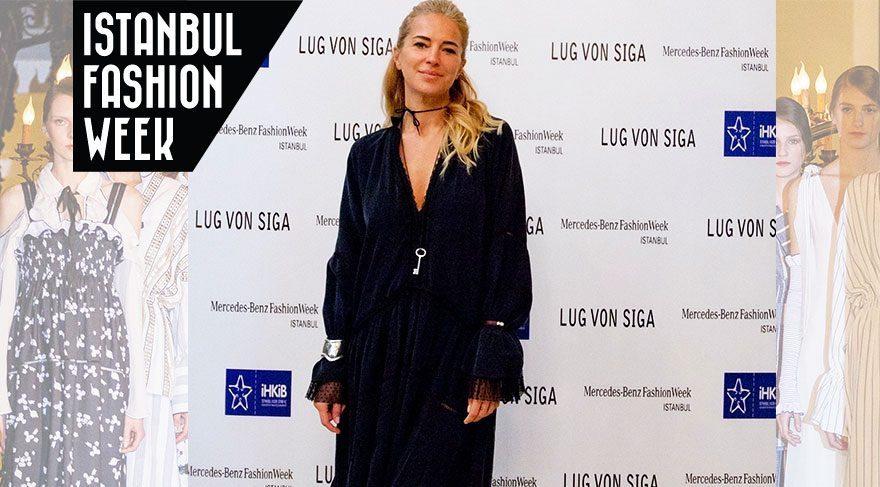 Lug Von Siga Fashion Week Istanbul İlkbahar /Yaz 2017 defilesi
