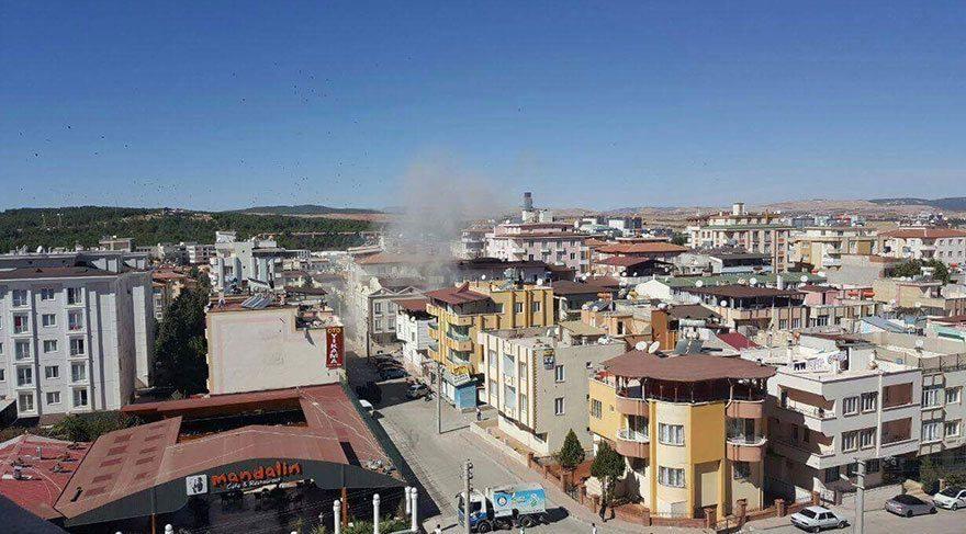 Son dakika haberi... Gaziantep'te bir canlı bomba daha kendini patlattı