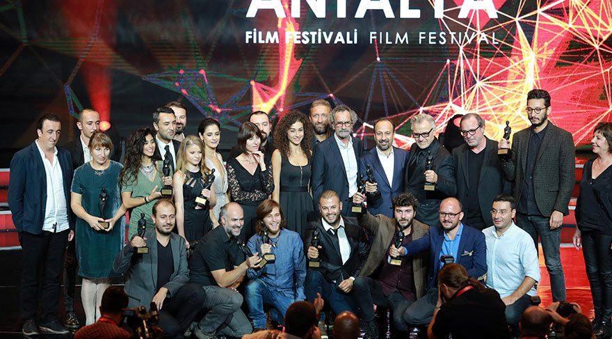 Antalya Altın Portakal Film Festivali'nde ödüller sahiplerini buldu!