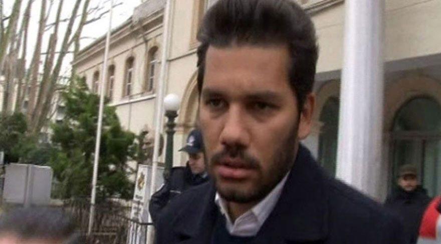Rüzgar Çetin cezaevinden tahliye oldu
