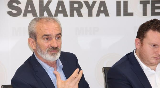 MHP'li Açba: 'Bunların karıları bize helaldir' diye saldıranların görüntüleri var