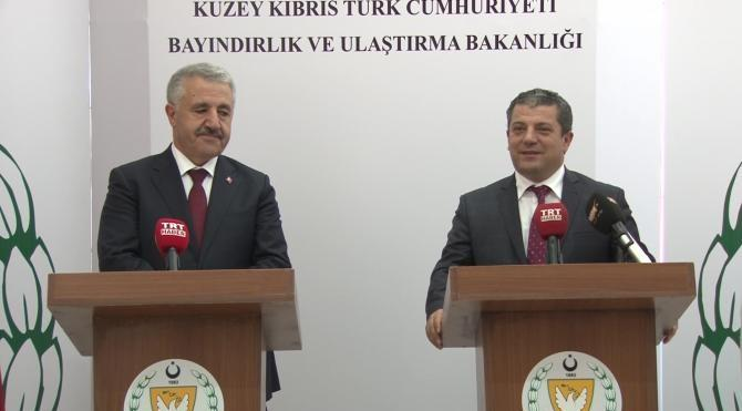 TürkiyeKKTC arasında E-Devlet ve PTT işbirliği protokolleri imzalandı