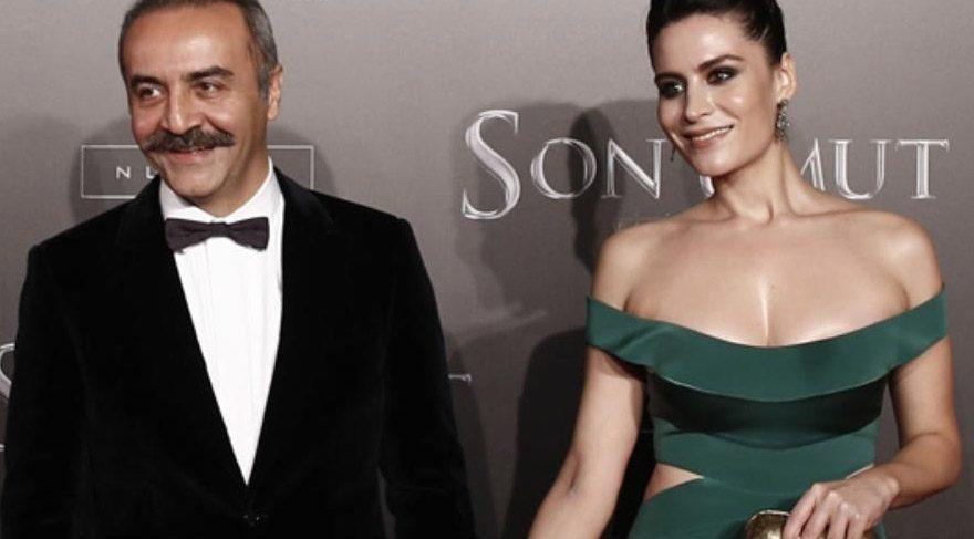 Yılmaz Erdoğan'dan boşanma iddialarına yanıt