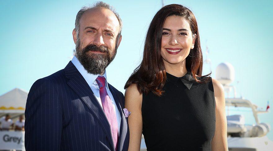 Türk dizi oyuncuları Fransa'da