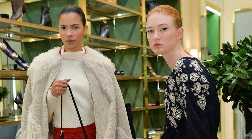Ünlü moda markalarının özel daveti