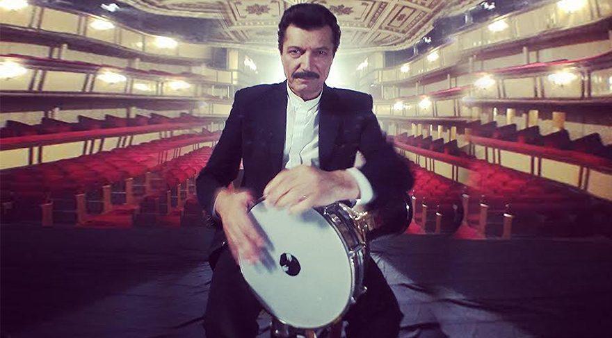 Burhan Öçal müziğinin kıvrak ritimleri dünya sahnelerinde