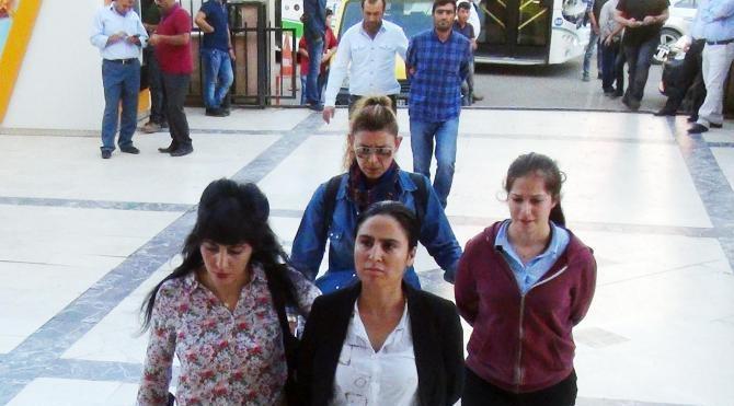 Şanlıurfa'da 3 radyo çalışanı tutuklandı, HDP Eş Başkanı serbest