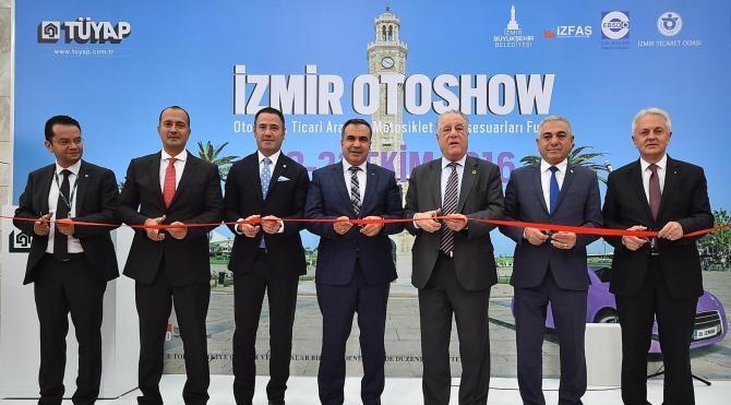İzmir Otoshow başladı