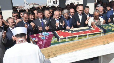 CHP'li vekilin acı günü