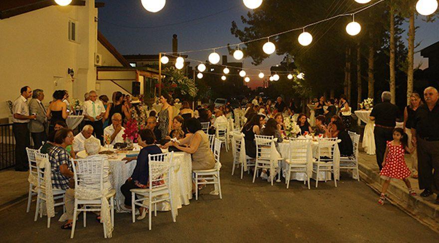 Mersin'de açık alanlarda düğün yasaklandı
