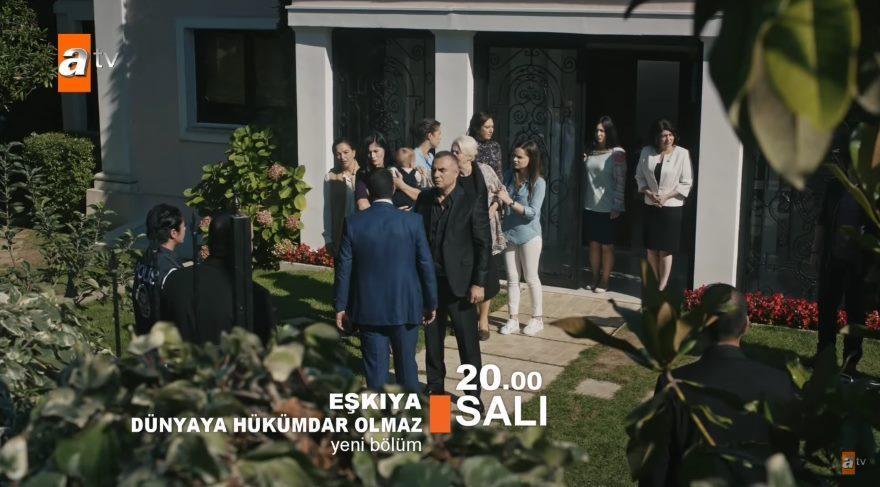 Eşkıya Dünyaya Hükümdar Olmaz 43. yeni bölüm fragman izle: Hızır'a tutuklanma şoku!
