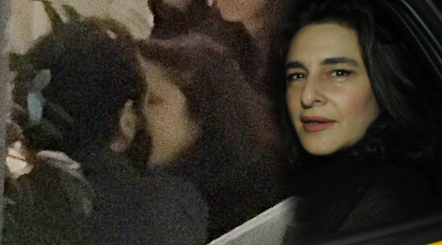 Esra Dermancıoğlu samimi görüntüler sonrasında arkadaş açıklaması yaptı