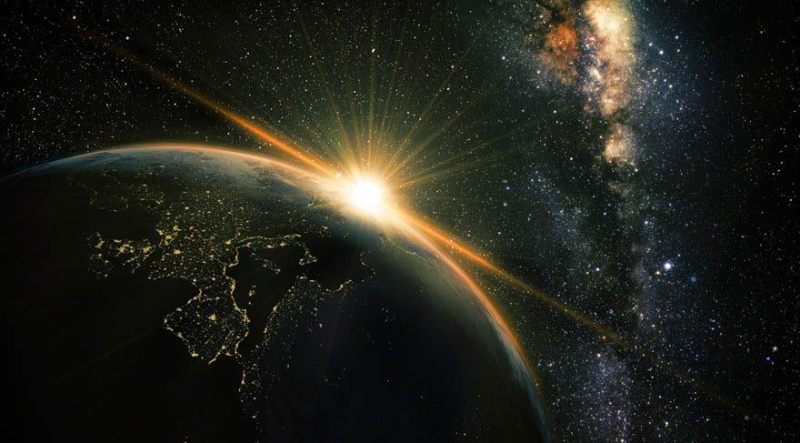 Gökyüzünün dinamiklerine kulak verin!