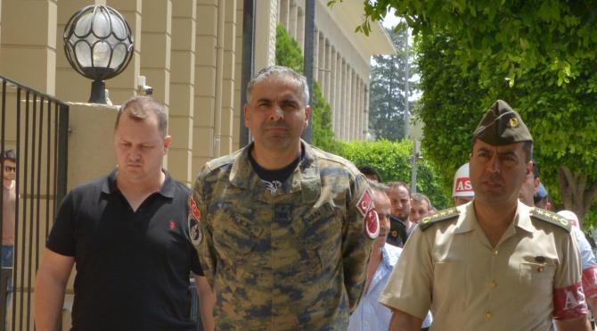 FETÖ'den tutuklanan hakim, darbe yöneticisi generali tutuklamış