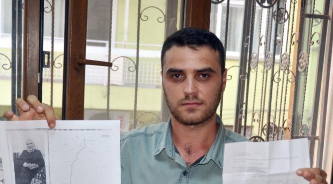 Ölü bulunan babasının cinayete kurban gittiğini iddia etti