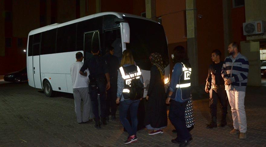 Bylock kullanan 10 FETÖ üyesi tutuklandı