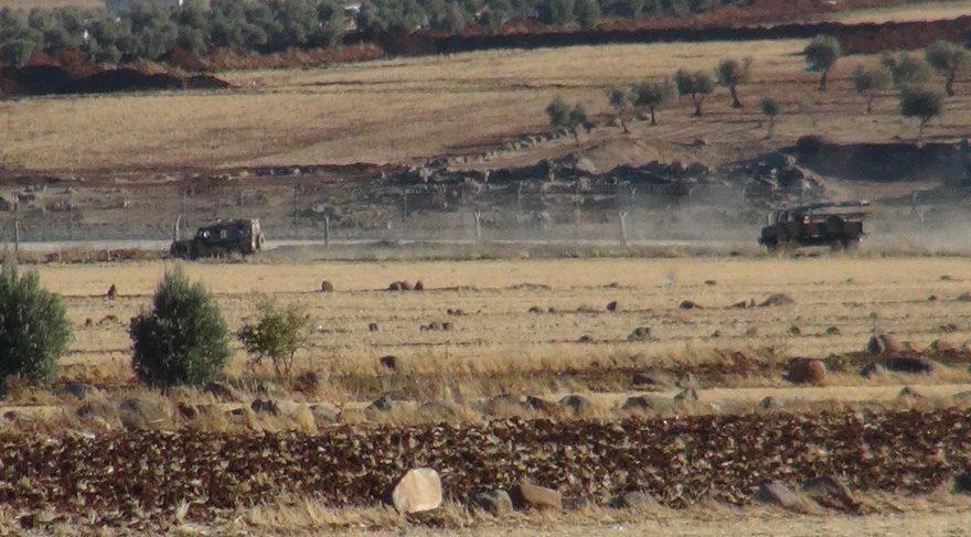 Fırat Kalkanı Harekatı'nın 57. gününde 64 IŞİD hedefi ateş altına alındı