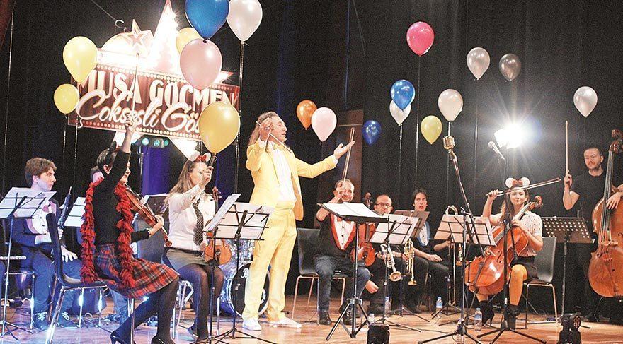 Cumhuriyet Bayramı'na özel gösteri