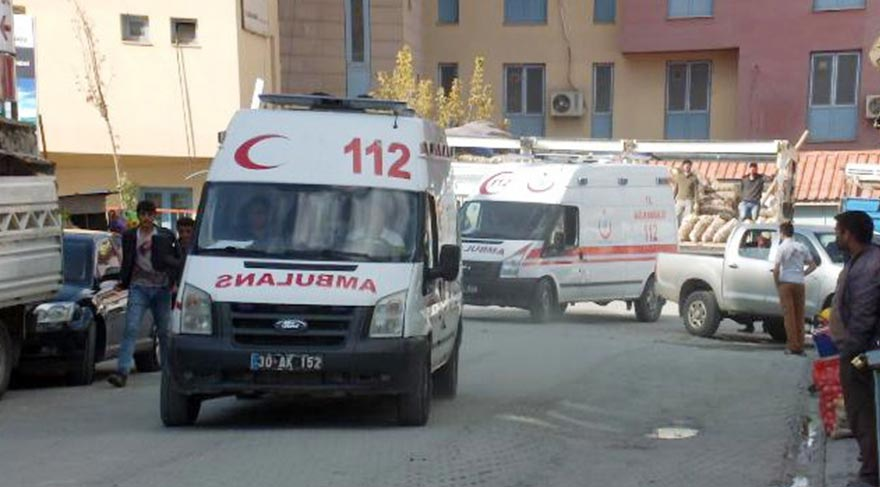 Hakkari'de hain saldırı: Üç şehit, beş yaralı