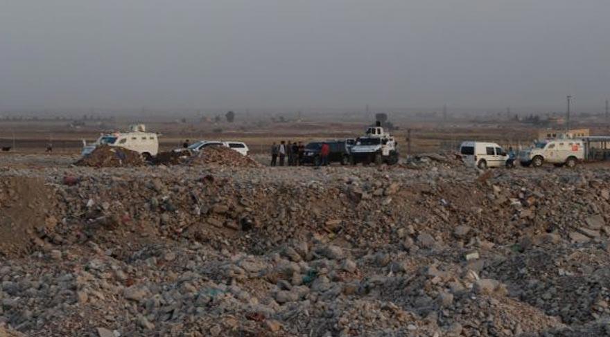 Hafriyat alanında patlama: 2 ölü