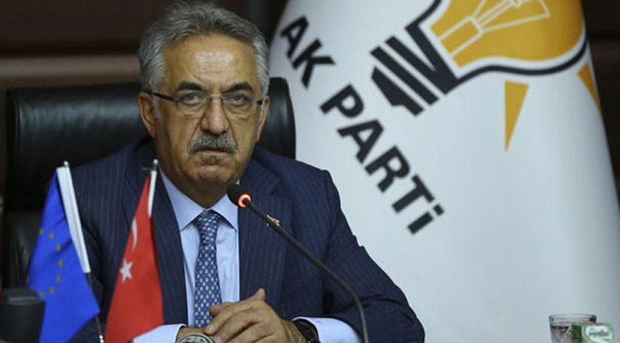 AKP'li Yazıcı'dan 'Başkanlık' açıklaması