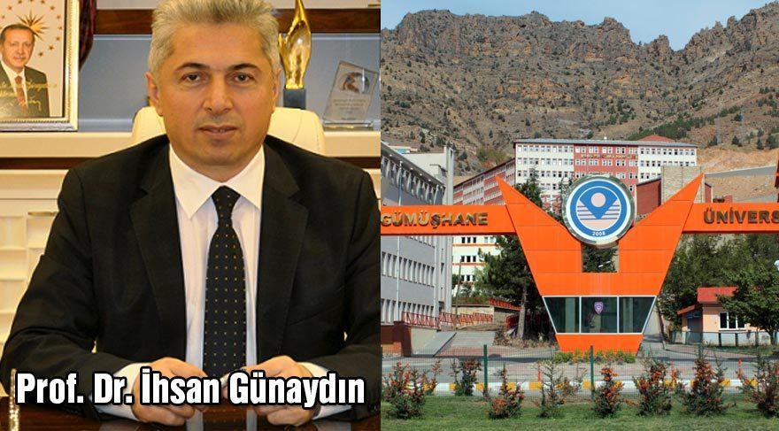 """Prof. Dr. İhsan Günaydın: """"Üniversitenin kapısına kilit vuramayız"""""""