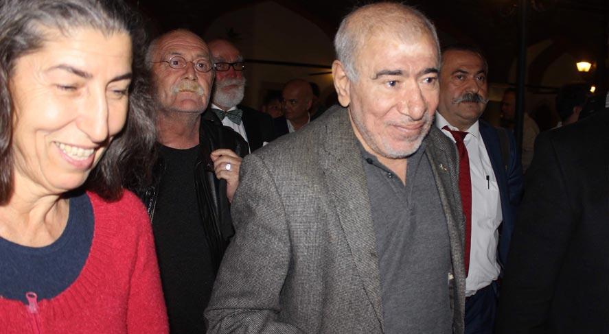 Ünlü sanatçı İlyas Salman Aydın'da gözaltına alındı