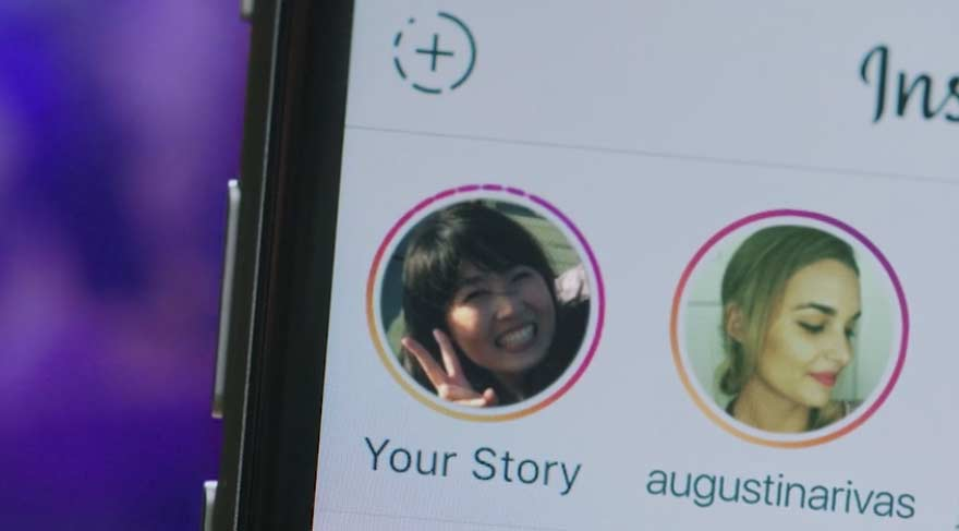 Kullanıcılar Instagram Stories'i sevdi