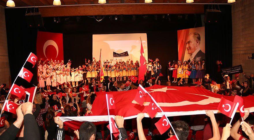 Irmak Okulları'ndan özel Cumhuriyet kutlamaları