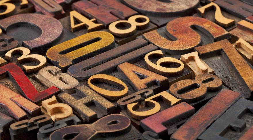 Kalde alfabesi… Sayılar, harfler ve kader!