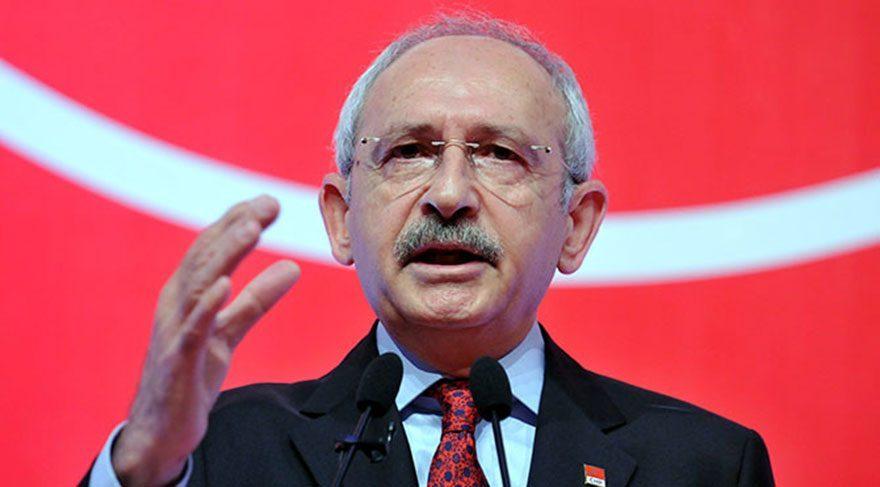Kılıçdaroğlu: Rejimi değiştirmek için fırsat kolluyorlar