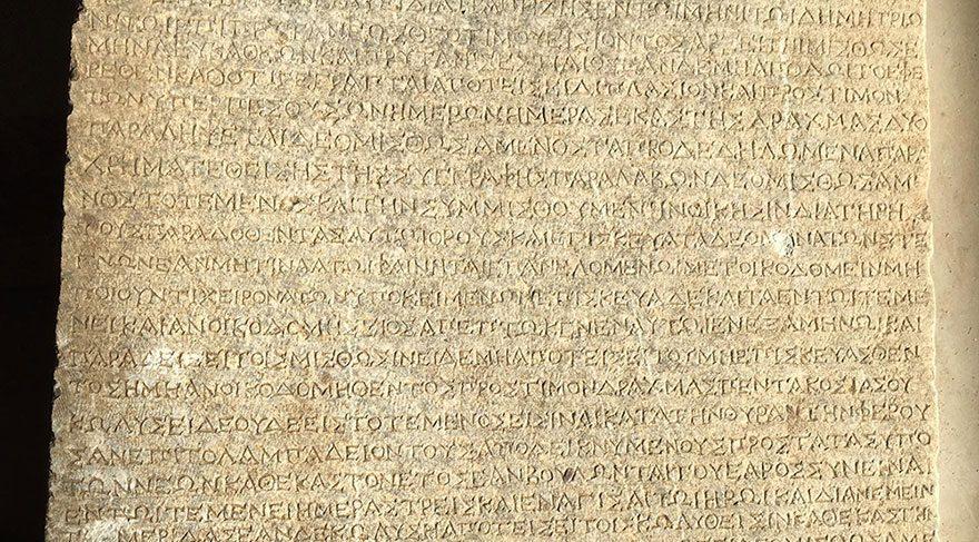 2200 yıllık kira sözleşmesinde bakın neler yazıyor