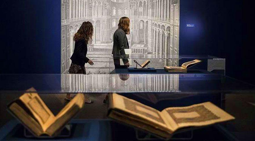 Türk ve İslam eserleri ABD'de sergileniyor