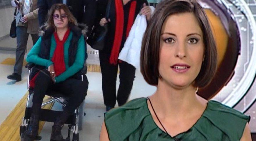Spiker eşi Kübra Eken'i döven kocanın yargılamasına devam edildi