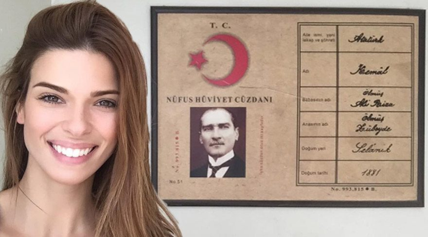 Larissa Gacemer Türkiye Cumhuriyeti vatandaşı olmak için başvurdu
