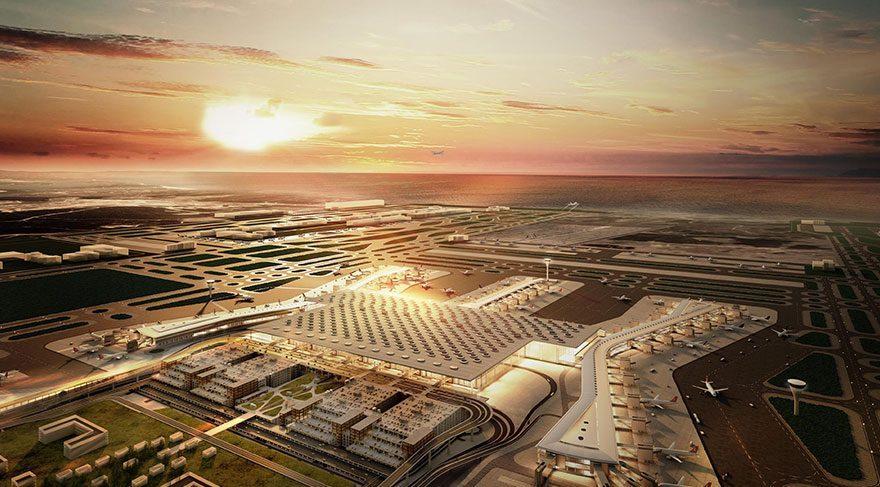 3. havalimanında yeni süreç