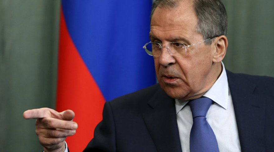 Lavrov: Amacımız sonuca ulaşmak