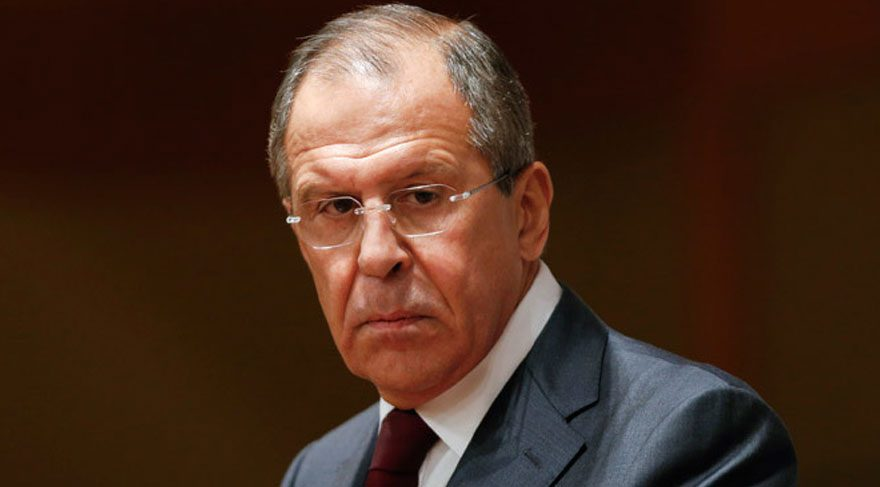 Lavrov'dan önemli 'Musul Operasyonu' açıklaması