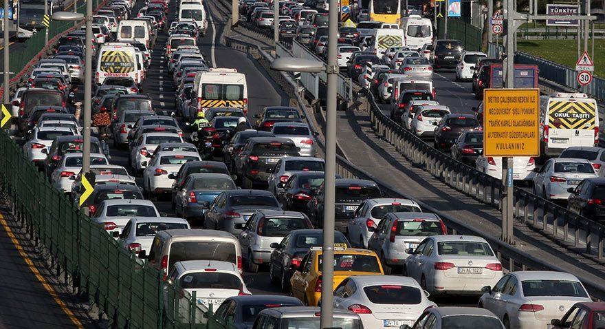 'İstanbul trafiği 2018 yılının sonunda rahatlayacak'